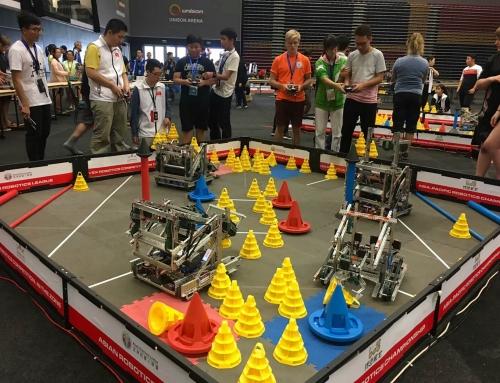 第十一屆亞洲機器人錦標賽 – 活動回顧